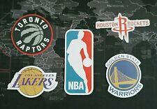 NBA TEAM LOGO STICKERS American Basketball