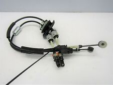 CITROEN C3 PICASSO 2015-17 5 SPEED GEAR LINKAGE CABLES (1.6l 8v BLUEHDI)  #4954V