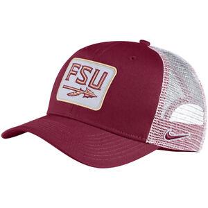 Nike Classic99 Florida State Seminoles College Football Trucker Hat Cap