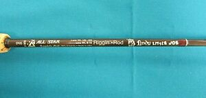 "All Star Rigging Rod 6'6"" Lindy Little Joe Graphite Fishing Rod RR1S USA P83"