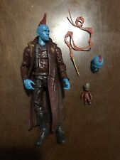Marvel Legends Yondu Guardians Of The Galaxy Vol. 2 With Baby Groot