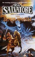 The Demon Apostle (The DemonWars Saga) Salvatore, R.A. Mass Market Paperback