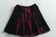 Girls Nomads Velvet Batik/Tie Dye Skirt Age 6-7 Years BNWOT!!