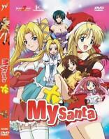 1 DVD YAMATO VIDEO ANIME OAV MANGA AUTORE LOVE HINA-MY SANTA MYSANTA girls,girl