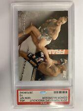 2015 Topps UFC Knockout #55 Conor McGregor Gem Mint PSA 10