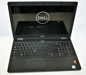15.6 Touch Dell Latitude E5580 Core i7 7th 12GB 256GB Intel NVidia GeForce 940MX
