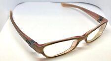 Authentic Oakley Sweeper Pink Latte Eyeglasses w/PRESCRIPTION LENSES