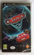 PSP Cars 2 (2011) UK Pal, Brand New & Sony Factory Sealed