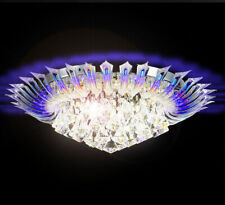 XL Farbwechsel RGB LED Kristall DeckenLampe Decken Leuchte D60cm Andromeda
