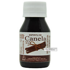 Espiritu De Canela Cinnamon Hair Oil 2 Fl. Oz.