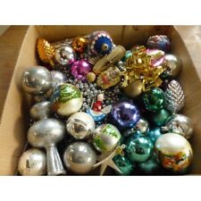 decoration sapin noel boule figurine perle/1949-2 laptg23