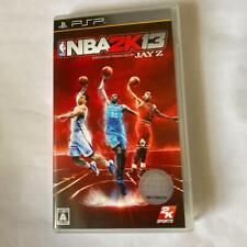 PSP NBA 2K13 4571304477097 From japan