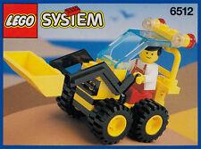 Lego Chargeur paysage (6512) (vintage)