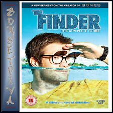 THE FINDER - THE COMPLETE SERIES   *BRAND NEW DVD BOXSET***