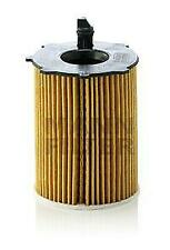 MANN-FILTER Oil Filter HU716/2x fits Citroen C4 B7 1.6 HDi 110