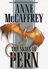 ANNE McCAFFREY THE SKIES OF PERN 2001 (HB / DJ)
