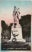 #ALGHERO: MONUMENTO MANNO