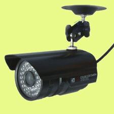 700TVL CMOS Color IR CUT CCTV Security Camera Waterproof Video In/Out door W92-7