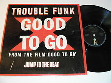 """Trouble Funk: Good To Go 12"""""""