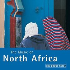 Rough Guide to the Music of North Africa by Various Artists (CD, Nov-1997, World