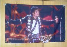 New!! Michael Jackson JAM TOUR Style excellent Banner Flag