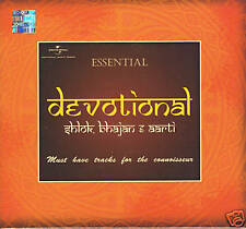 ESSENTIAL DEVOTIONAL - 5 CD BOLLYWOOD MUSIC COMPILATION