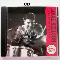 Louie Bellson: Live at Ronnie Scotts 1994 CD Drums Big Band Explosion Bebop Jazz