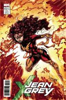 JEAN GREY 4 JIM LEE DARK PHOENIX X-MEN TRADING CARD VARIANT COVER B
