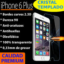"CRISTAL TEMPLADO PROTECTOR DE PANTALLA 0.3MM PARA IPHONE 6 6S PLUS (5,5"") 9H"