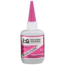 Bob Smith Maxi-Cure Glue 1 Ounce