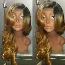 Ombre Lace Front Synthetic Wig