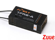 FrSky TFR6-A 7ch 2.4ghz FASST Compatible Receiver Horizontal Pins RX