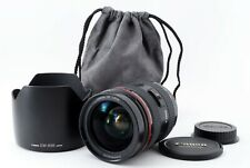 Canon Ef 28-70mm f2.8 L USM Zoom Af Objektiv Mit / Kapuze [Fast Neu] Japan