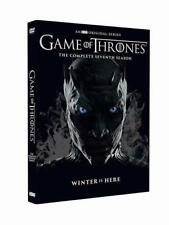 Game of Thrones Complete Season 7 DVD - Free Shipping