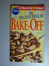 PILLSBURY Cookbook Booklet  MILLION DOLLAR BAKE OFF  1996  #182