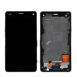 LCD Touch Screen Digitizer with or w/o Frame for Sony Xperia Z3 or Z3 Compact