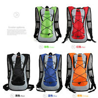 5L Outdoor Sports Riding Backpack Cycling Hydration Packs Water Bladder Bag