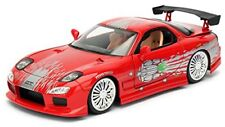 1993 Mazda RX-7 Dom's Fast and Furious Movie 1:24 Diecast - 98338*