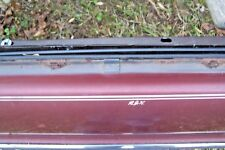 mercedes used striped drivers door 250 c  1971 1970 1969 1972 1973 1974 bare