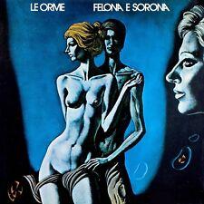 ADESIVO STICKER Le Orme Felona e Sorona