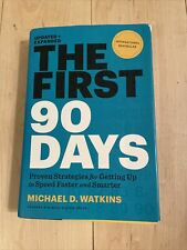The First 90 Days, Updated and Expanded Proven Strategies for Getting Up Book