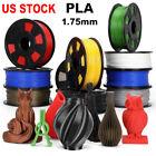 3D Printer Filament PLA 1.75mm 1kg 2.2lb Multiple Color No Bubble Non-toxic US