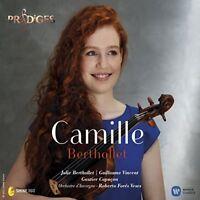 Camille Berthollet - Prodiges [CD]