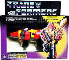 Transformers Predacon 3: Headstrong,Takara,Vintage G1 1986,Vicino Misb ,Afa It