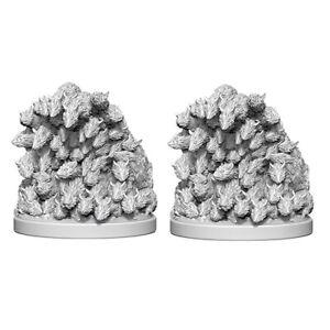Wizkids Unpainted Deep Cuts Miniatures Swarm of Rats