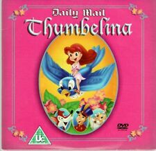 DAILY MAIL ~ CHILDREN'S FAIRYTALE COLLECTION DVD'S ~ THUMBELINA