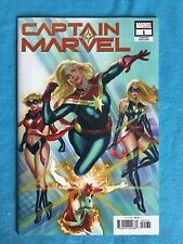 Captain Marvel #1 (2019) Alex Ross Variant 1:50 1st Ripley Riley 1st Star? NM-
