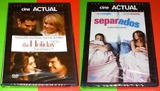 SEPARADOS + VACACIONES / THE BREAK-UP + THE HOLIDAY English Español Italiano *R2