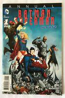 DC Batman Superman Annual #1 New 52 Comic Book 2014 Jae Lee Greg Pak