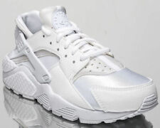 san francisco ee162 80166 Womens Nike Air Huarache Run 634835-108 White White NEW Size 6